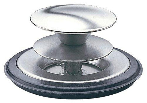 InSinkErator STP-DS Silver Saver Sink Stopper, Polished Stainless Steel