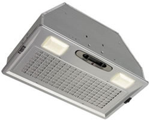 Broan PM390 Power Pack Range Hood Insert, Silver