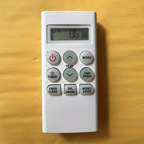 Replacement Friedrich Air Conditioner Remote Control AKB73756218 AKB73756215 AKB73756214 AKB73756213 Work for CP05G10A CP05G10B CP12G10B CP15G10A CP15G30A CP24G30B EP08G11A EP08G11B EP12G33A EP12G33B