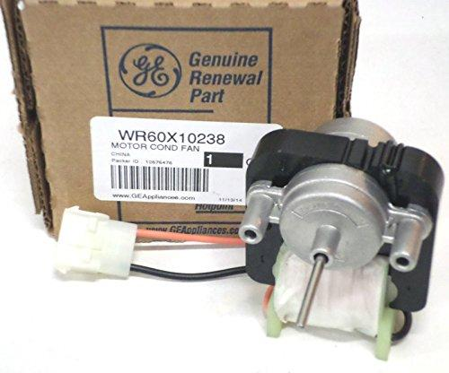 Ge Factory Oem Wr60x10238 For 1266154 Motor Cond Fan""