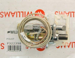 Williams P322398 Furnace Pilot Assembly Genuine Original Equipment Manufacturer (OEM) part