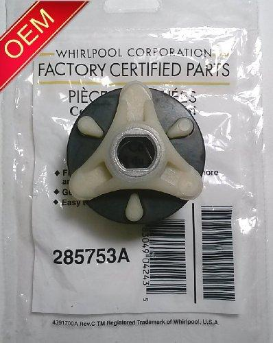 285753A - FACTORY OEM GENUINE WHIRLPOOL KENMORE DIRECT DRIVE WASHER MOTOR COUPLING (This is not a generic aftermarket part)