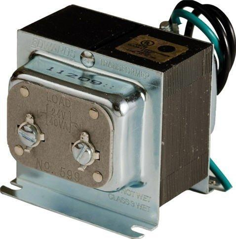 Edwards Signaling 591 120V AC Primary 16V Secondary Transformer by Edwards-Signaling