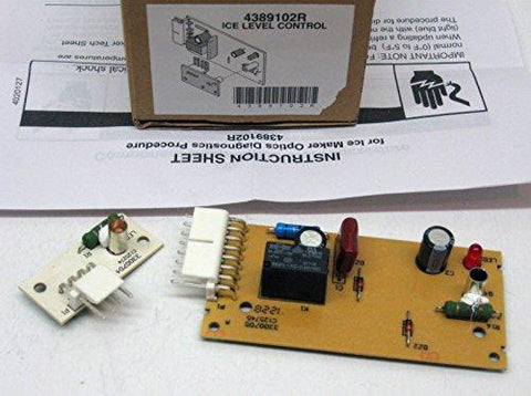 4389102 Heavy Duty Whirlpool Refrigerator Ice Level Control Board Kit