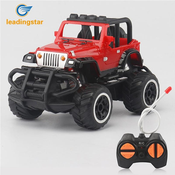 1:43 Mini RC Cars Off-road 4 Channels Electric Vehicle Model Toys as Gifts for Kids