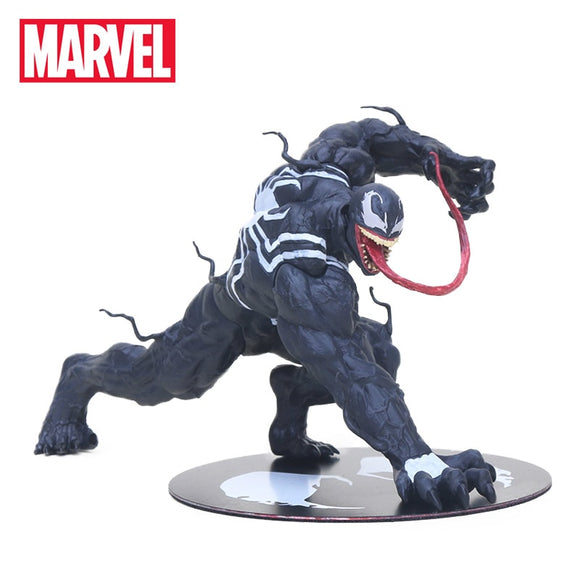 12cm Marvel Toys  Amazing Venom Spider Man Figure Venom ARTFX 1/10 Scale PVC Action Figures Superhero Collectible