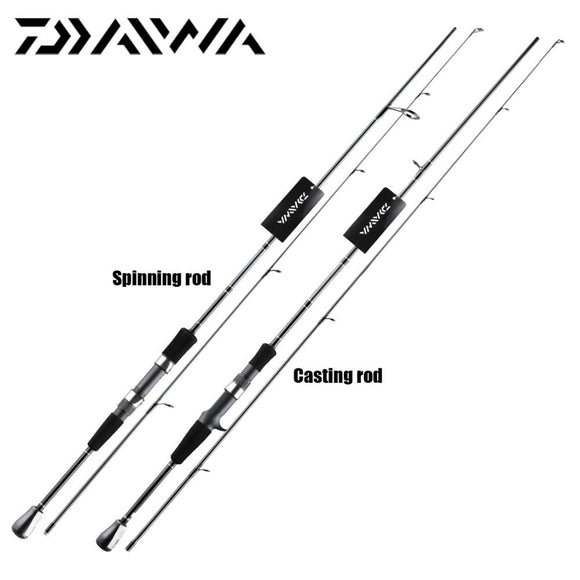 New DAIWA Crossfire 662MFS 662MHFB 662MFB Casting Spinning   1.98M 6'6''M/MH Power Aluminum guide rod