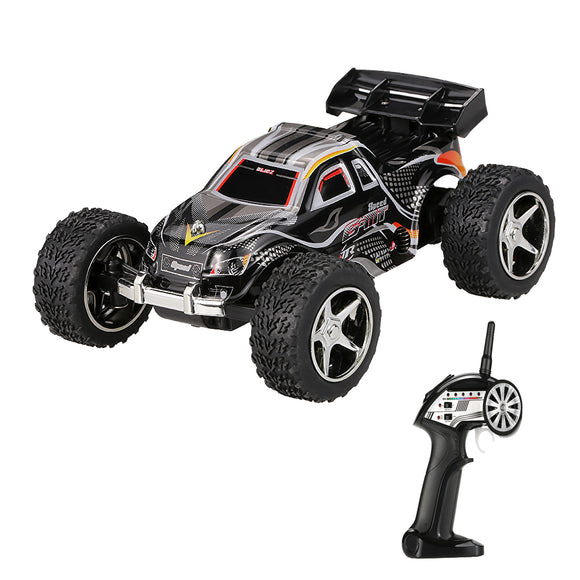 i 2.4Ghz 2CH Electric RTR RC Stunt Car with Transmitter outdoor Remote Control Car