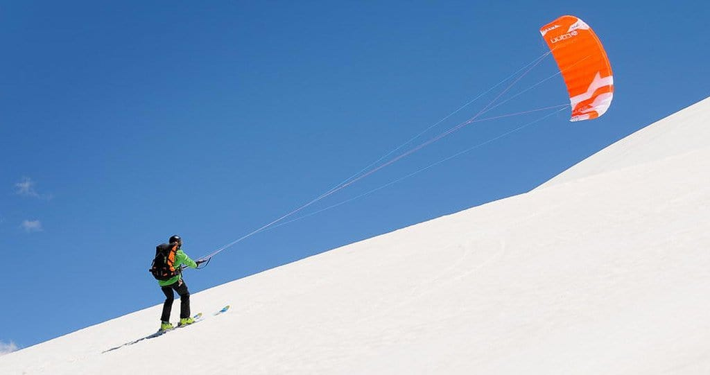 What Kites Can Be Used For Snowkiting?