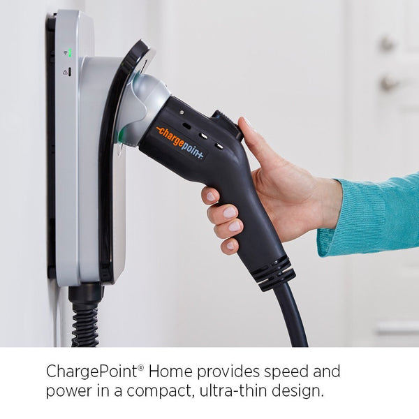 ChargePoint™ Home - WiFi-enabled Electric Vehicle (EV) Charger