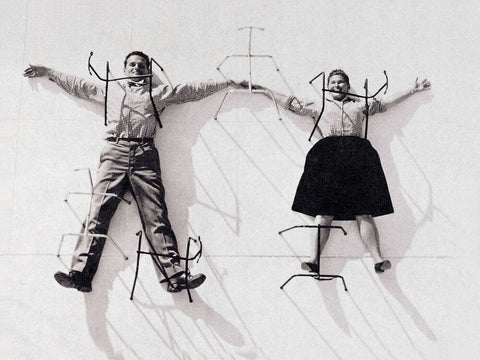 Charles and Ray Eames | Vitra | Solinfo Shop magazin