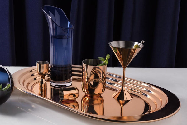Plum martini pohár szett | Tom Dixon | Solinfo Shop