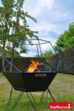 Barbecook Jura tűzrakó | Jura fire basket | Solinfo Shop