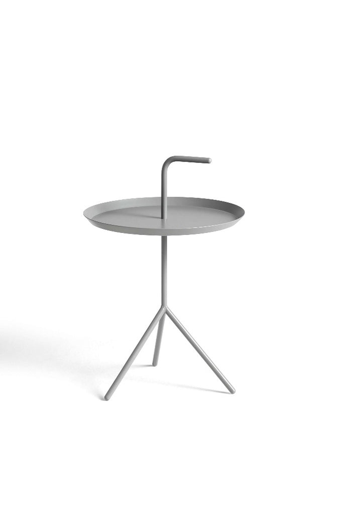 HAY DLM szürke lerakóasztal | DLM side table, grey | Solinfo Shop