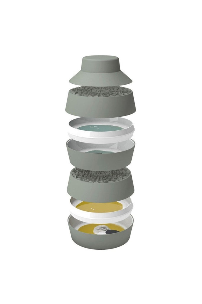 Ibride | Babel Eat étkészlet | Babel Eat stackable tableware | Solinfo Shop