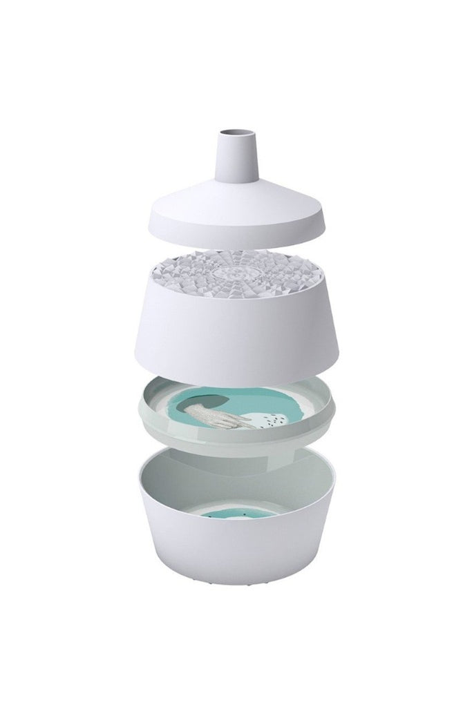 Ibride Babel Make étkészlet | Babel Make stackable tableware | Solinfo Shop