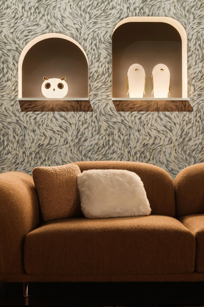 Moooi, Pet Light Uhuh LED asztali lámpa, Marcel Wanders