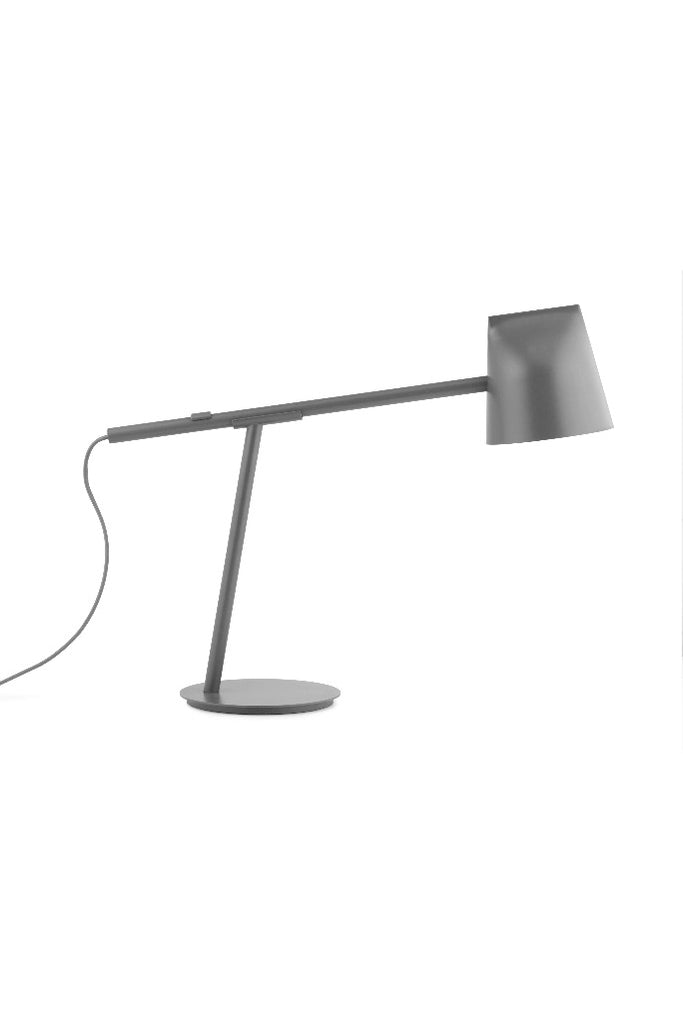 Normann Copenhagen Momento asztali lámpa szürke | Momento table lamp grey | Solinfo Shop
