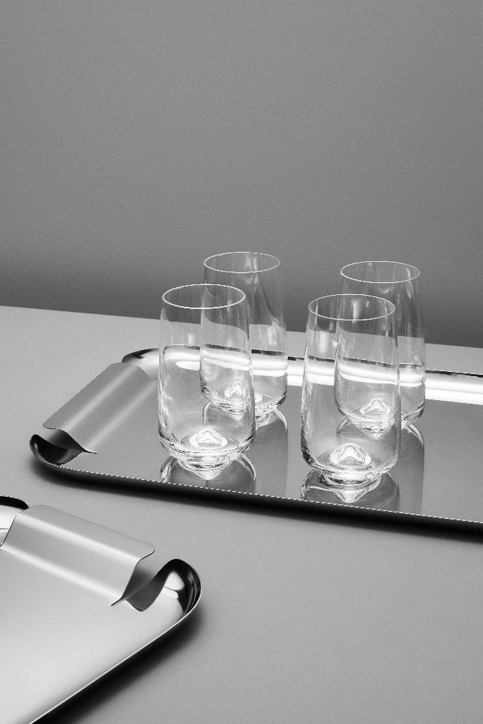 Normann Copenhagen Long Drink pohár szett, Long Drink glass set | Solinfo Shop