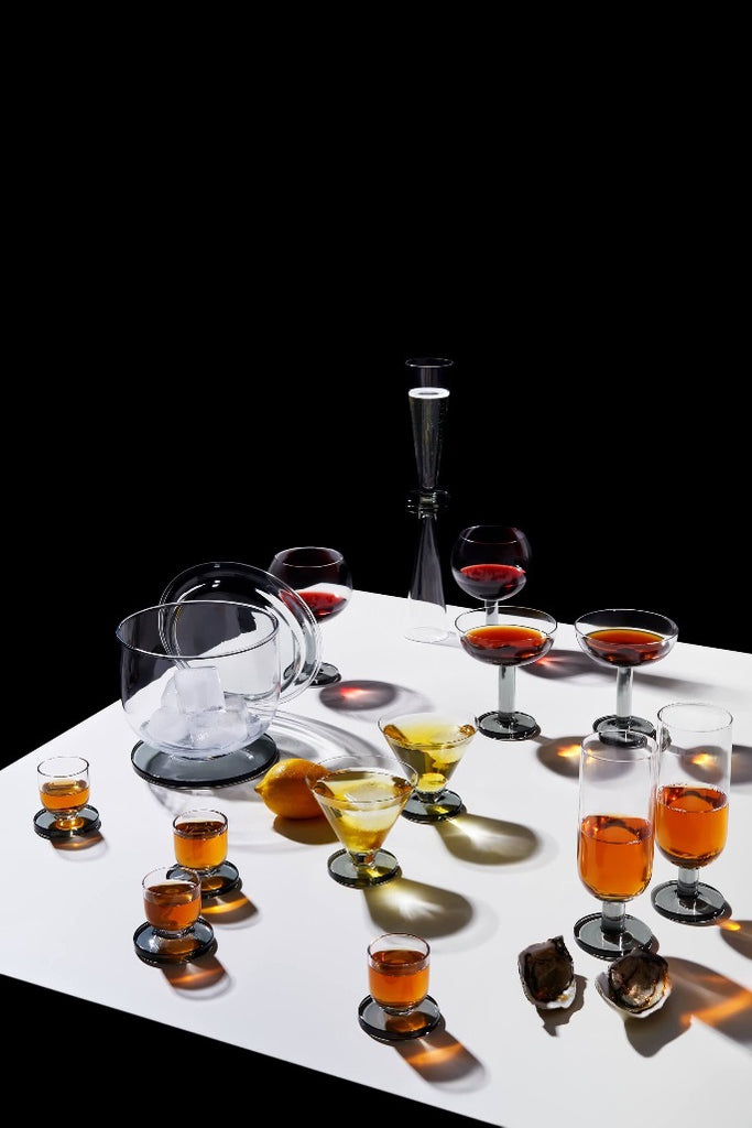 Tom Dixon Puck pohár szett | Puck Glasses | Solinfo Shop