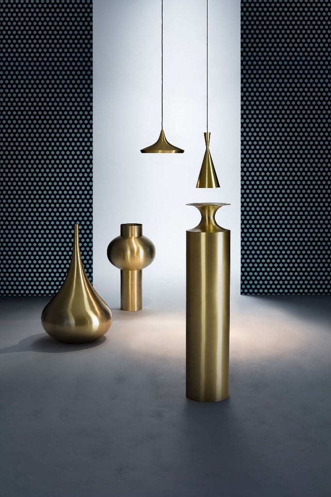 Tom Dixon Beat Tall váza | Beat Tall vessel | Solinfo Shop