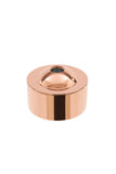 Tom Dixon, Brew biscuit tin, copper, Brew kekszes doboz, réz