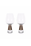 Tom Dixon Tank Wineglasses, copper, borospoharak, réz