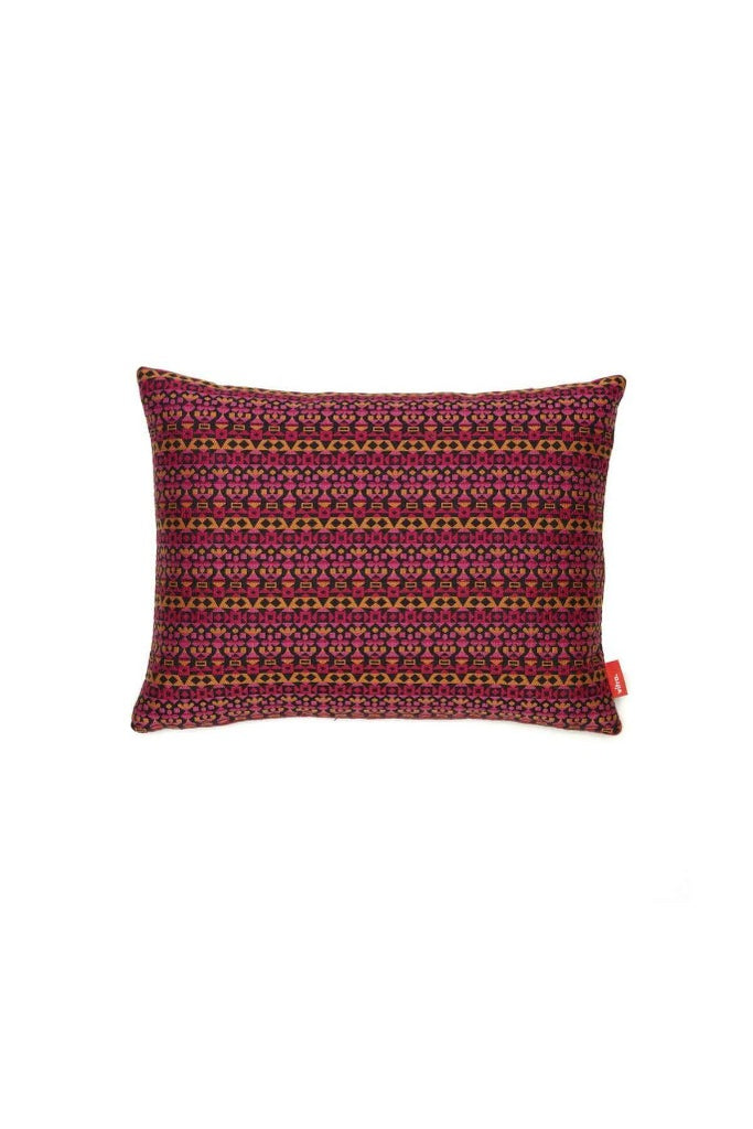 Vitra Arabesque párna | Classic Pillows Maharam, pink orange | Solinfo Shop