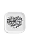 International Love Heart tálca | International Love Heart tray