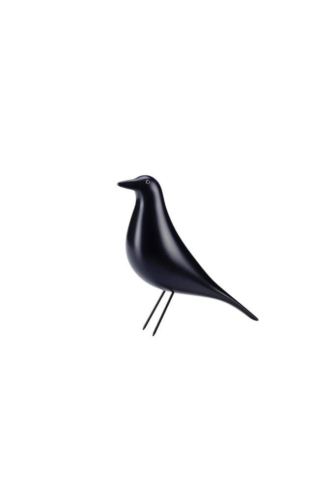 Vitra Eames House fekete madár | Eames House Bird, black | Solinfo Shop