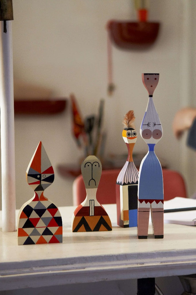 Vitra Fa bábuk | Wooden dolls | Solinfo Shop
