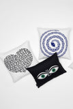 Vitra International Love Heart párna, Graphic Print Pillows, Alexander Girard,