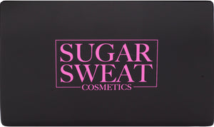 Sugar Sweat's Glam-N-Go Travel Kit