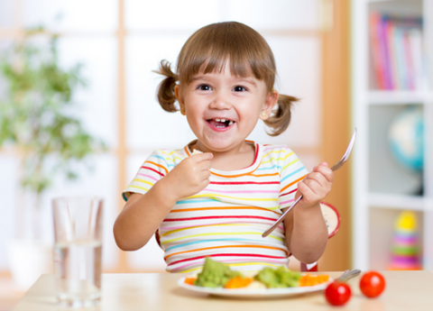 Decay Prevention for a Lifetime Starts in Childhood