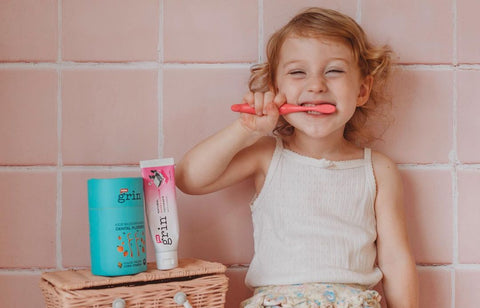 Why do Australia moms love to choose Grin Oral Care for their kids