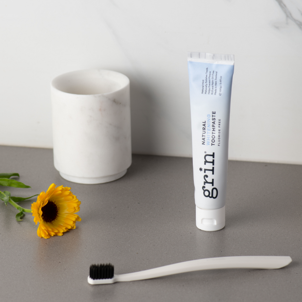 Grin Natural Whitening Toothpaste 100g