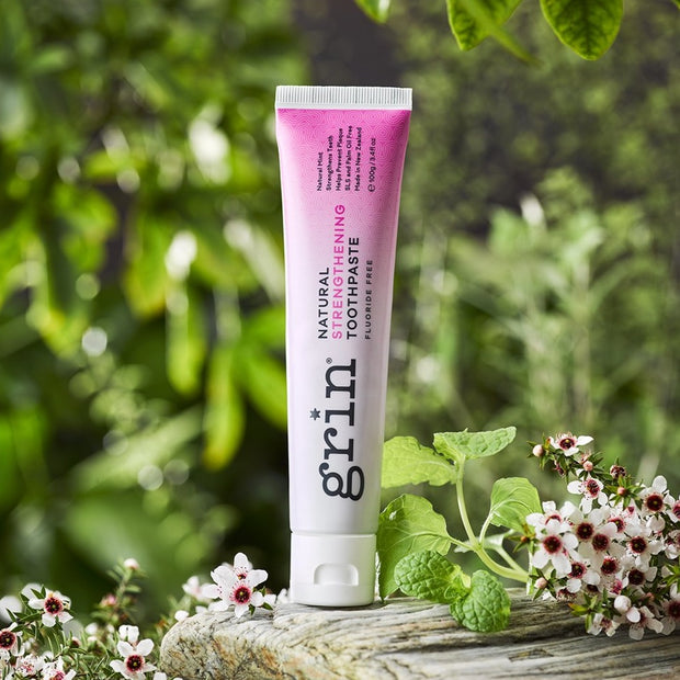 Grin Natural Strengthening Toothpaste 100g