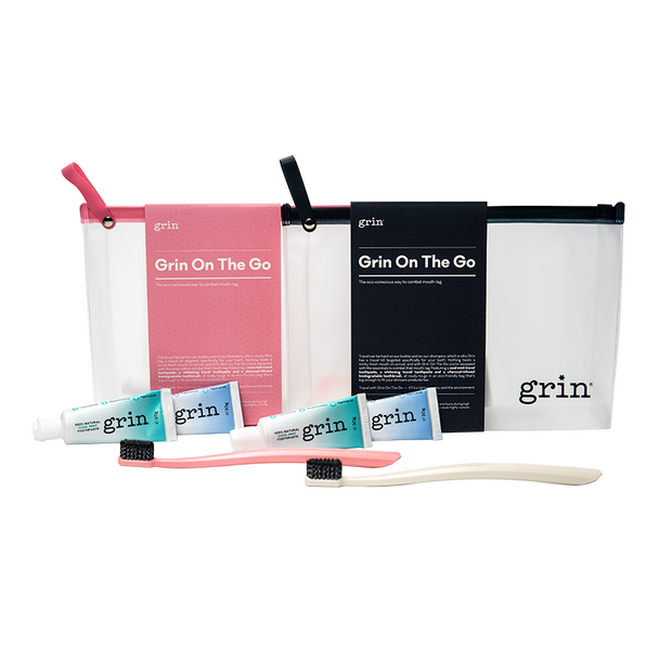 Grin On The Go Kit - Grin Natural Australia