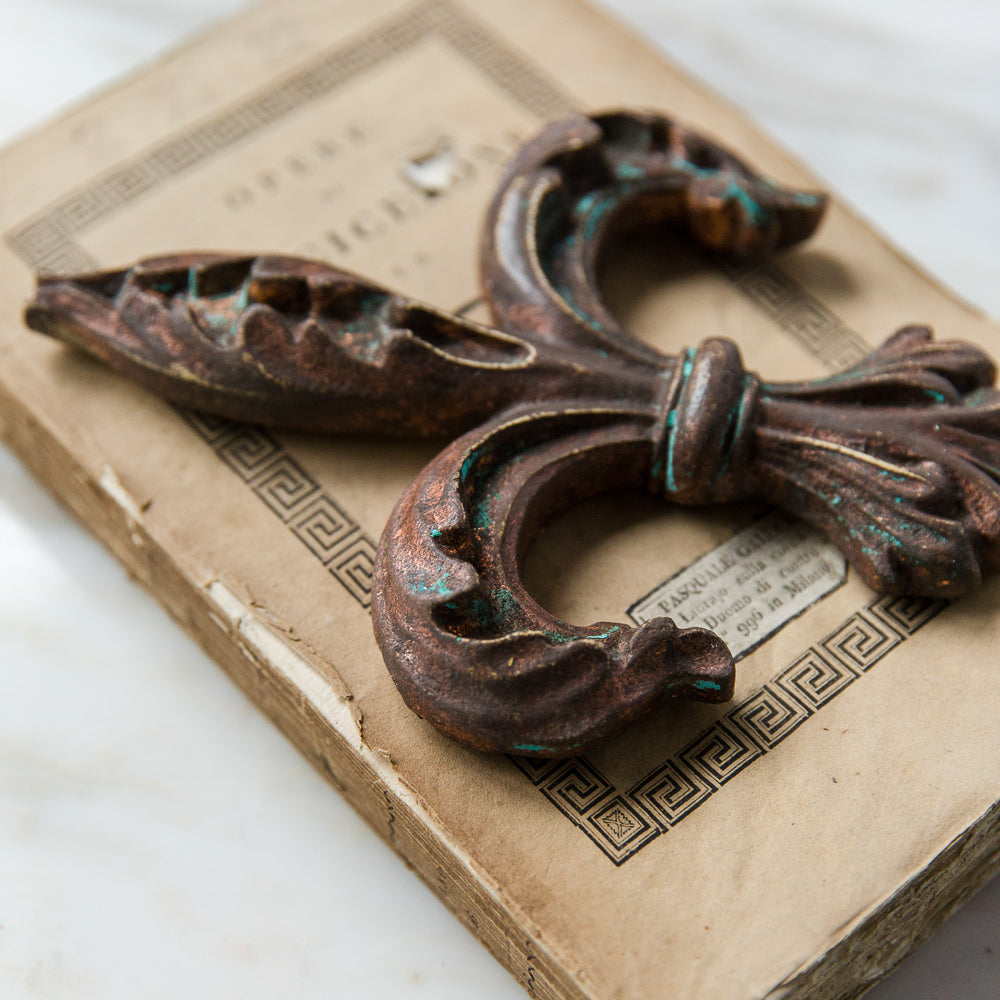 How to Create a Verdigris Finish