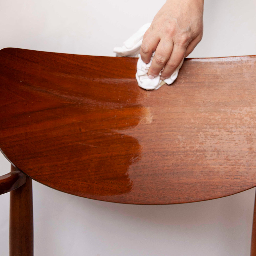 Restoring Wood Furniture and Leather Surfaces