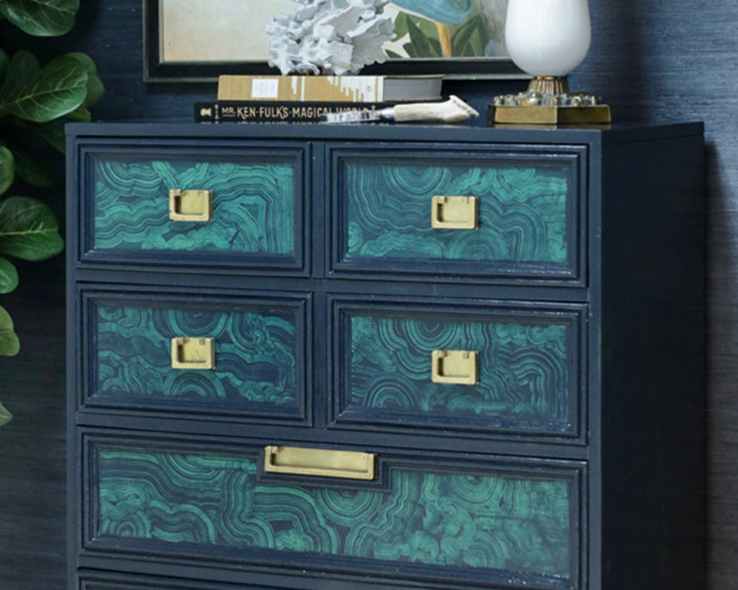 THE MALACHITE CHEST