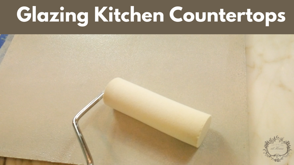 Glazing Your Kitchen Countertops