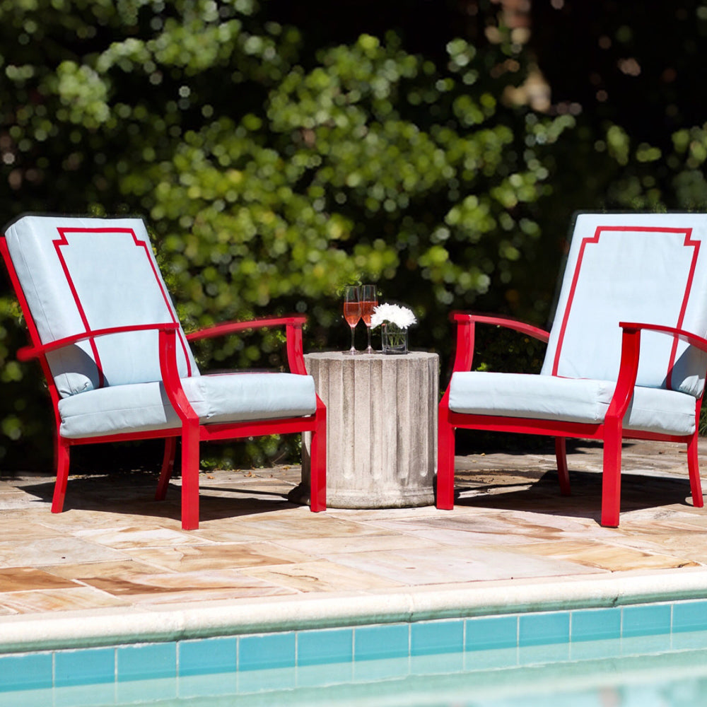 Save Your Patio Furniture With One Step Paint