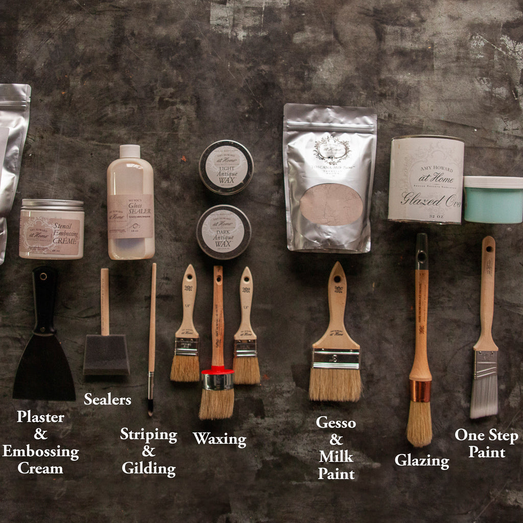 Which Tools Do You Need to Paint Furniture?