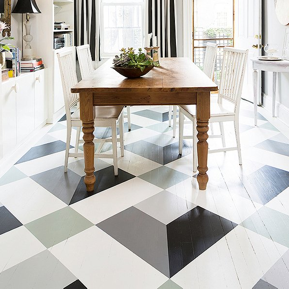 Learn How to Paint Your Floors