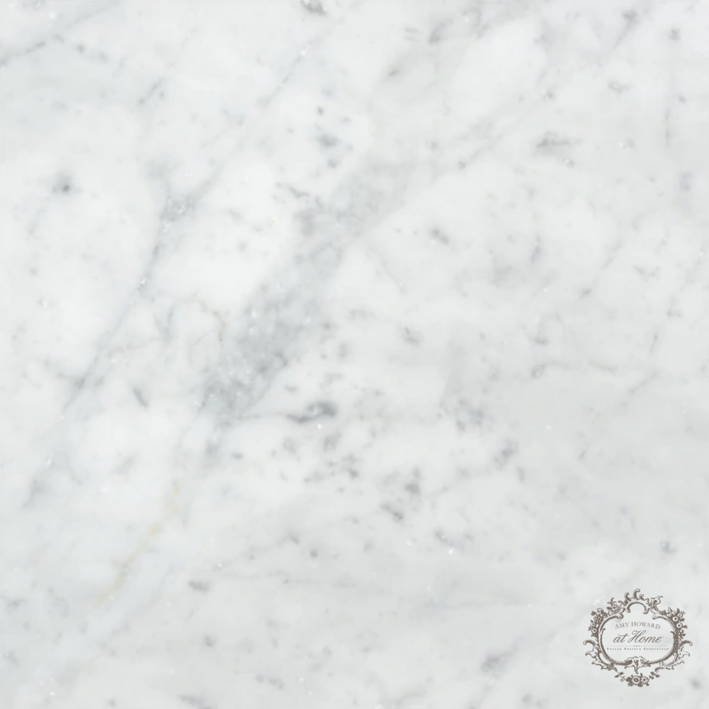 How To: Create Carrara Marble With One Step Paint