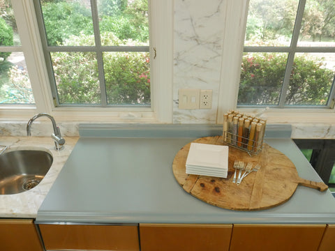 Paint Your Kitchen Countertops | Amy Howard At Home