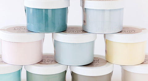 One Step Paint Colors | Chalk Based Paint | Amy Howard At Home