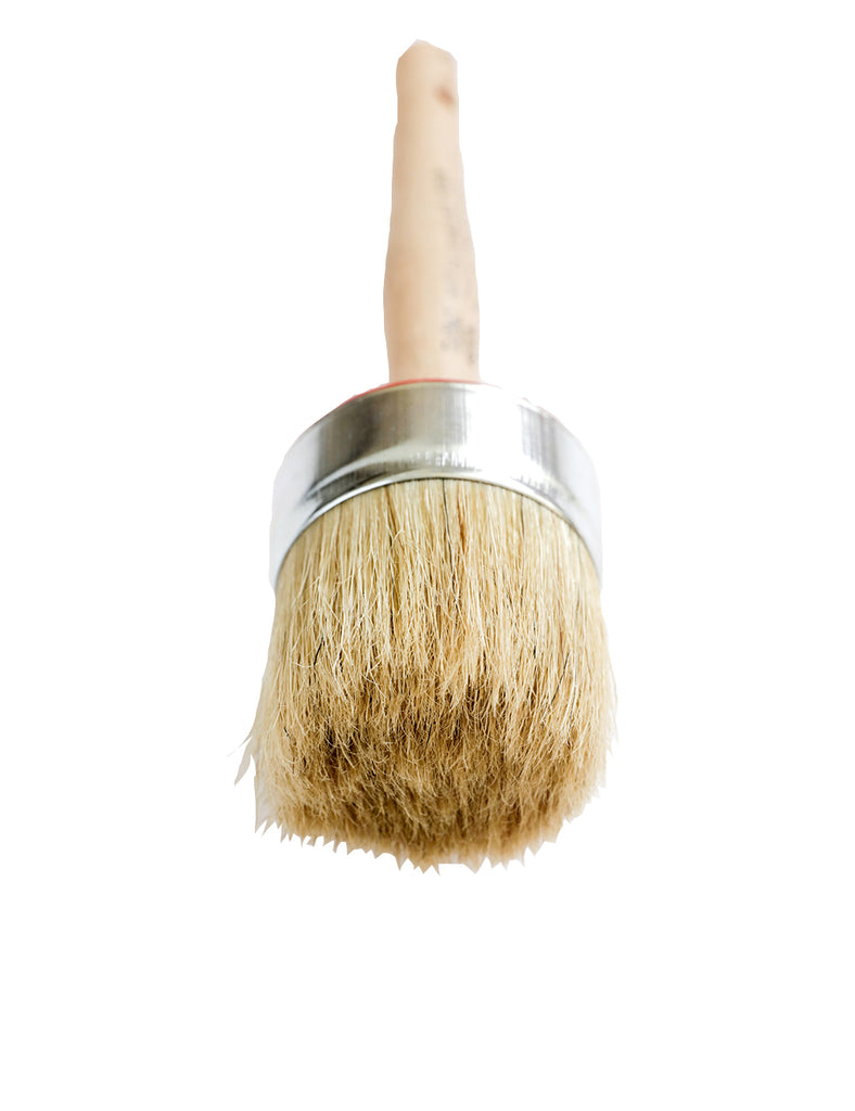 2.0″ Round Hog Hair Paint Brush