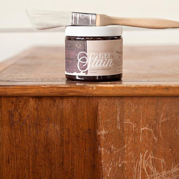 English Walnut - Gel Stain